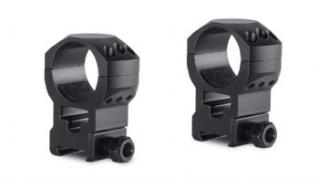 Hawke Tactical Mounts 30mm 2pc Weaver/Picatinny X-HIGH Scope Mount Rings 24118